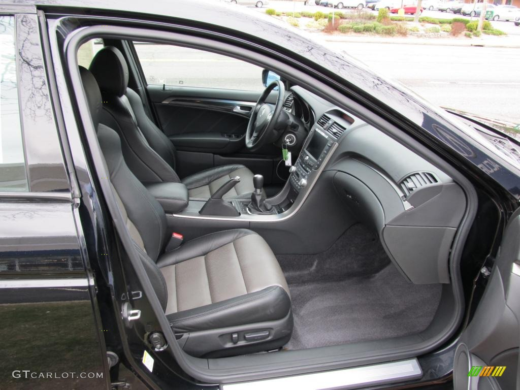 2008 acura tl 3 5 type s interior photo 47457157. Black Bedroom Furniture Sets. Home Design Ideas