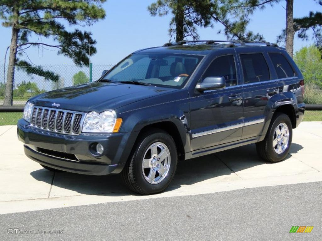 2007 jeep grand cherokee overland crd 4x4 exterior photos. Black Bedroom Furniture Sets. Home Design Ideas