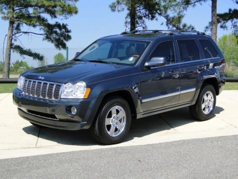 2007 jeep grand cherokee overland crd 4x4 data info and specs. Black Bedroom Furniture Sets. Home Design Ideas