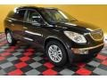 2008 Carbon Black Metallic Buick Enclave CX AWD  photo #1