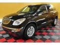2008 Carbon Black Metallic Buick Enclave CX AWD  photo #2