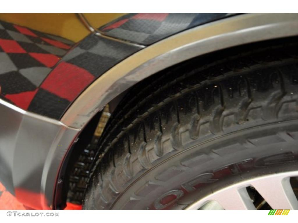 2008 Enclave CX AWD - Carbon Black Metallic / Titanium/Dark Titanium photo #21