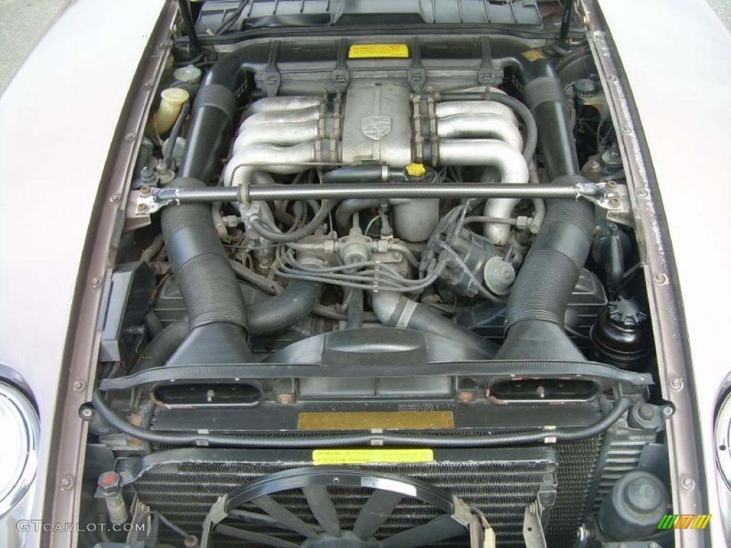 1983 Porsche 928 S 4 7 Liter Sohc 16 Valve V8 Engine Photo