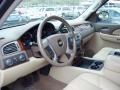 2009 Chevrolet Silverado 1500 Light Cashmere Interior Prime Interior Photo