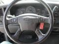 Dark Charcoal Steering Wheel Photo for 2006 Chevrolet Silverado 1500 #47471473