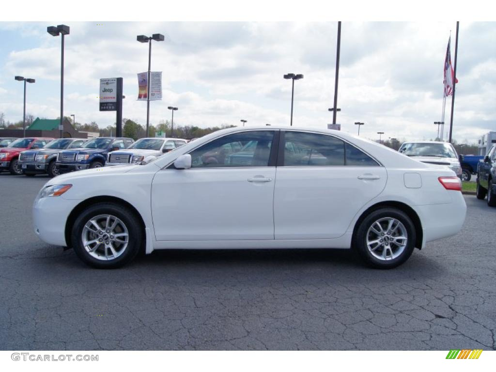 2005 Toyota Camry Le Specs Super White 2007 Toyota Camry LE Exterior Photo #47478149 | GTCarLot ...