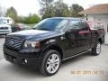 Black - F150 Harley-Davidson SuperCab 4x4 Photo No. 7