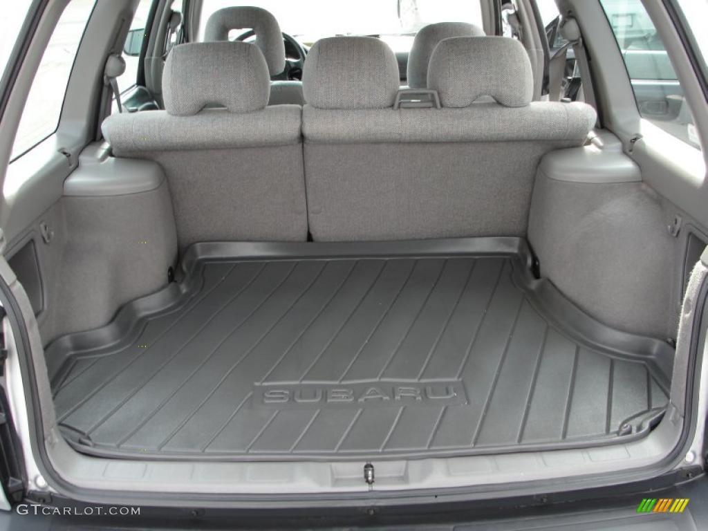2002 Subaru Forester 2 5 L Trunk Photo 47490228