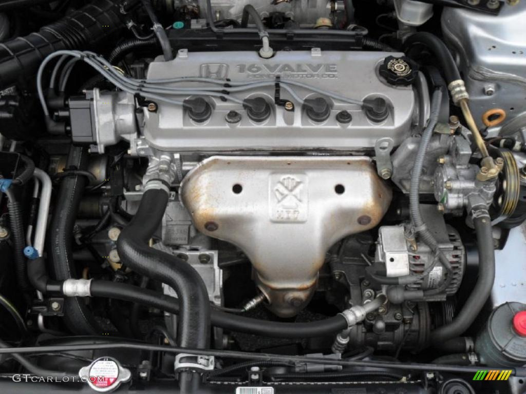 2001 Honda accord vtec engine