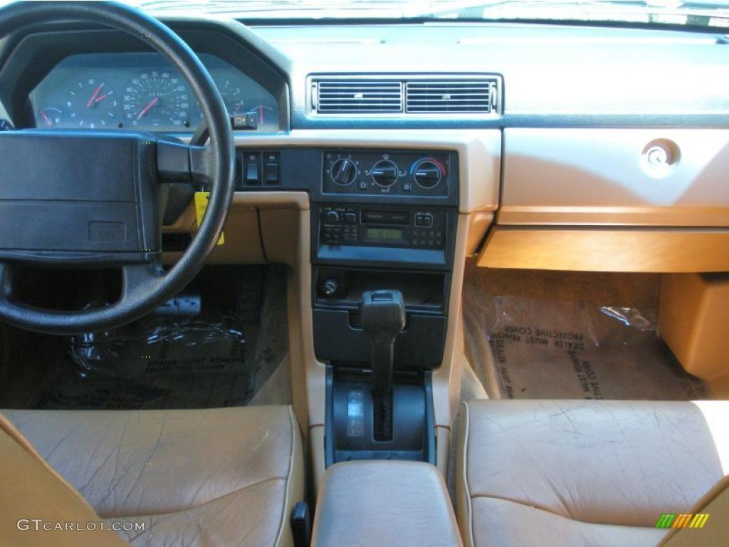 on 1991 Volvo 740 Turbo Wagon