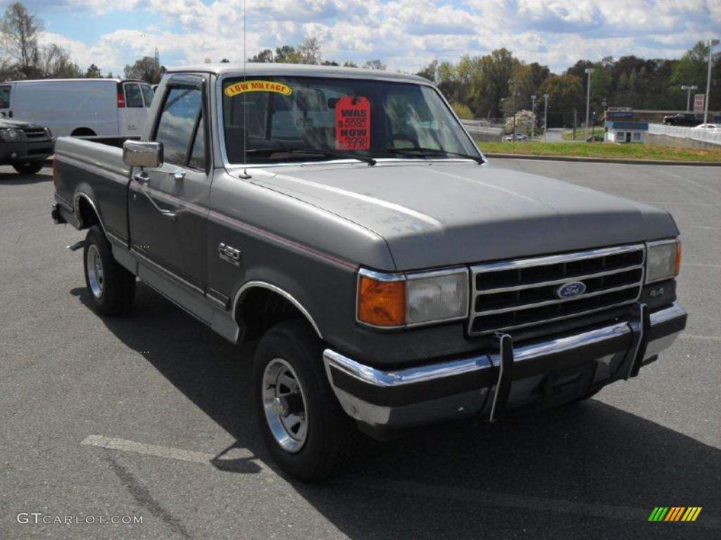1990 ford f150 xlt lariat regular cab exterior photos. Black Bedroom Furniture Sets. Home Design Ideas