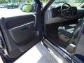2011 Imperial Blue Metallic Chevrolet Silverado 1500 LS Extended Cab  photo #4