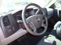 2011 Imperial Blue Metallic Chevrolet Silverado 1500 LS Extended Cab  photo #6