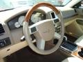 Medium Pebble Beige/Cream Steering Wheel Photo for 2008 Chrysler 300 #47515774