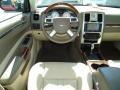 Medium Pebble Beige/Cream Dashboard Photo for 2008 Chrysler 300 #47515810