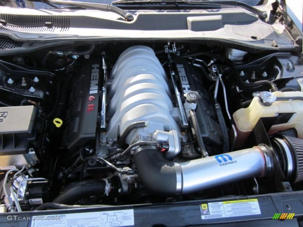 2007 Chrysler 300 C Srt8 6 1l Srt Hemi V8 Engine Photo