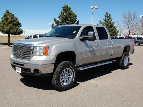2008 Gmc Sierra 3500hd Slt Crew Cab 4x4 Data Info And Specs