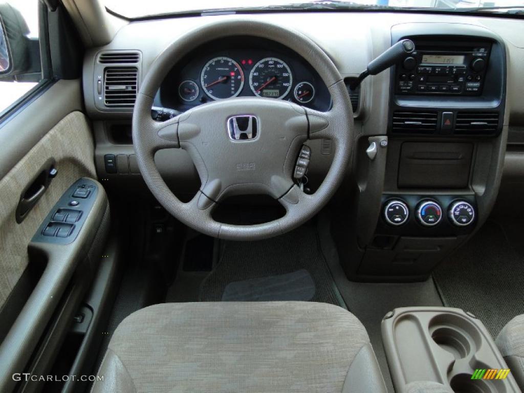 2003 Honda Cr V Lx Saddle Dashboard Photo 47520514