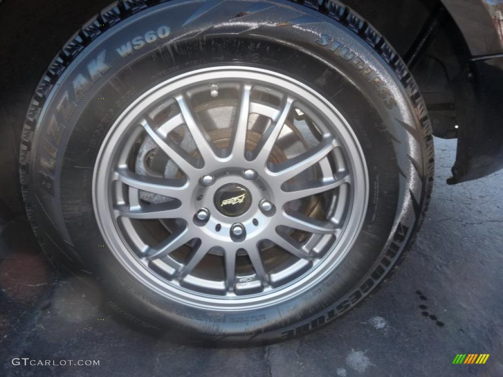 2006 Ford Mustang V6 Premium Coupe Custom Wheels Photo #47522203