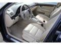 Beige Prime Interior Photo for 2008 Audi A4 #47531250