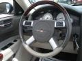Dark Khaki/Light Graystone Steering Wheel Photo for 2008 Chrysler 300 #47531611