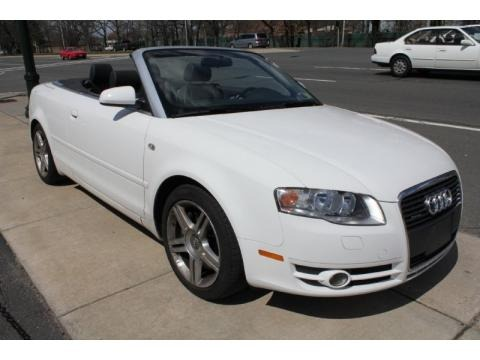 2008 Audi A4 2.0T quattro Cabriolet Data, Info and Specs
