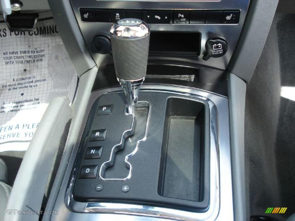 2007 jeep grand cherokee srt8 transmission