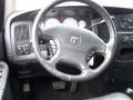 2002 Graphite Metallic Dodge Ram 1500 Sport Quad Cab 4x4  photo #10