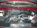 2003 Redfire Metallic Ford Explorer XLS 4x4  photo #10