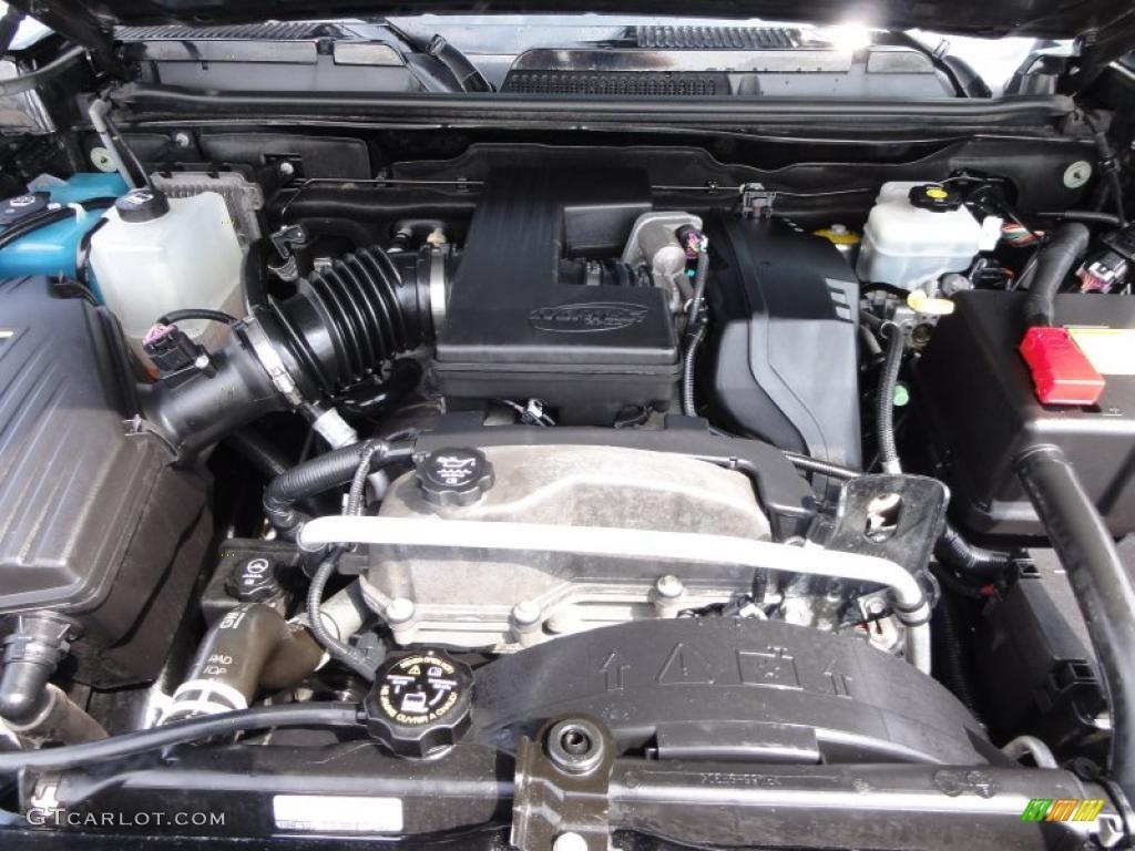 2007 Hummer H3 Standard H3 Model 37 Liter DOHC 20Valve Inline 5