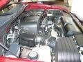 2003 Redfire Metallic Ford Explorer XLS 4x4  photo #15