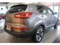 Mineral Silver - Sportage SX AWD Photo No. 6