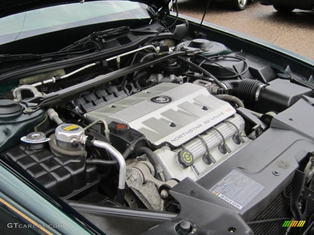 1996 Cadillac DeVille Sedan 4.6 Liter DOHC 32-Valve Northstar V8 Engine Photo #47557406