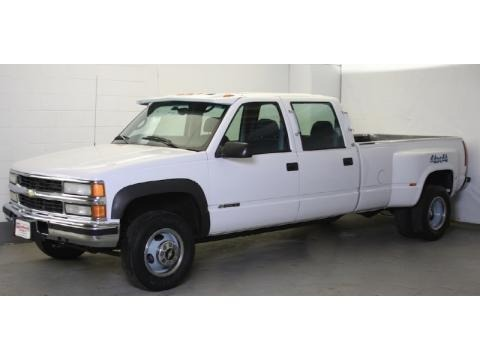 1997 chevrolet c k 3500 k3500 crew cab 4x4 dually data. Black Bedroom Furniture Sets. Home Design Ideas