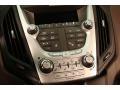 Jet Black/Brownstone Controls Photo for 2010 Chevrolet Equinox #47558285
