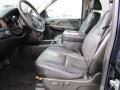 Dark Charcoal 2007 Chevrolet Silverado 1500 Interiors