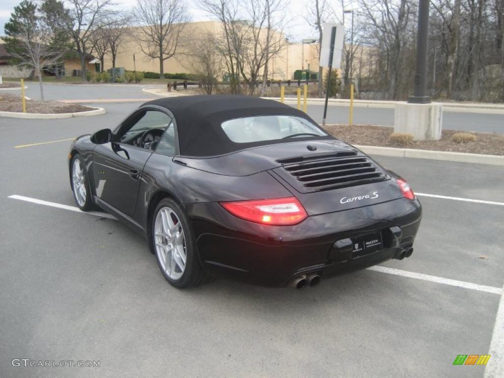 Black 2009 Porsche 911 Carrera S Cabriolet Exterior Photo 47560283 Gtcarlot Com