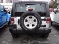 2011 Bright Silver Metallic Jeep Wrangler Sport S 4x4  photo #4