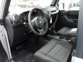 2011 Bright Silver Metallic Jeep Wrangler Sport S 4x4  photo #7
