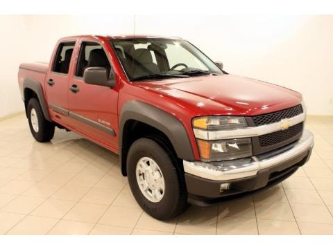 2004 chevrolet colorado z71 crew cab data info and specs. Black Bedroom Furniture Sets. Home Design Ideas