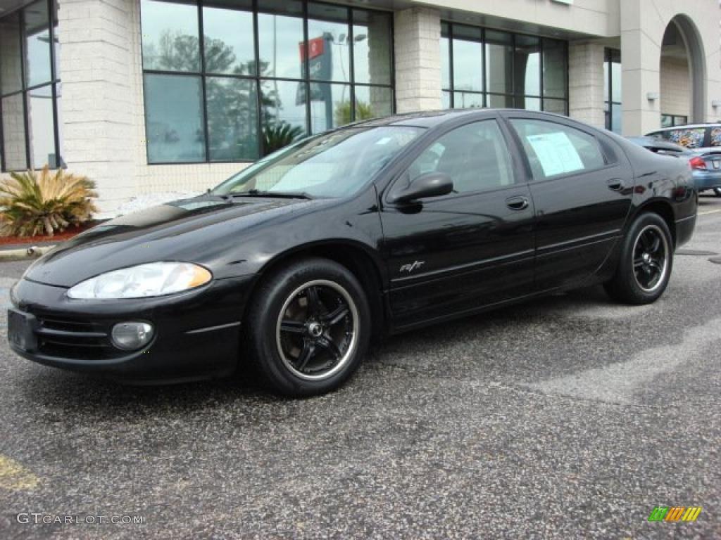 Black 2002 dodge intrepid r t exterior photo 47570942