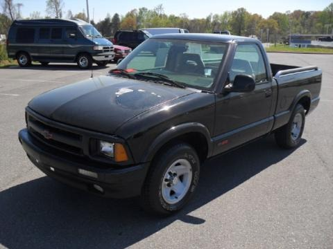 1994 Chevrolet S10 SS Regular Cab Data, Info and Specs