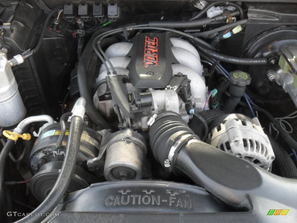 1994 Chevrolet S10 SS Regular Cab Engine Photos | GTcarlot.com