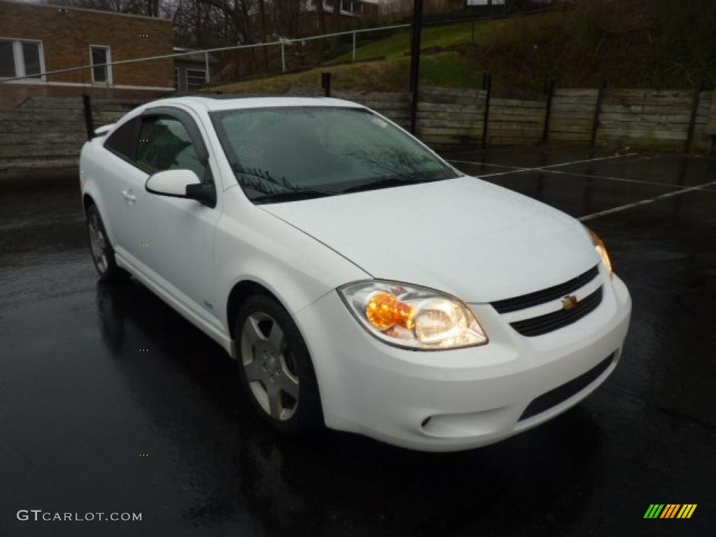 summit white 2006 chevrolet cobalt ss coupe exterior photo. Black Bedroom Furniture Sets. Home Design Ideas
