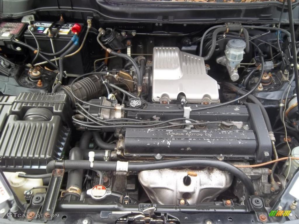 1999 Honda CR-V LX 4WD 2.0 Liter DOHC 16-Valve 4 Cylinder ...
