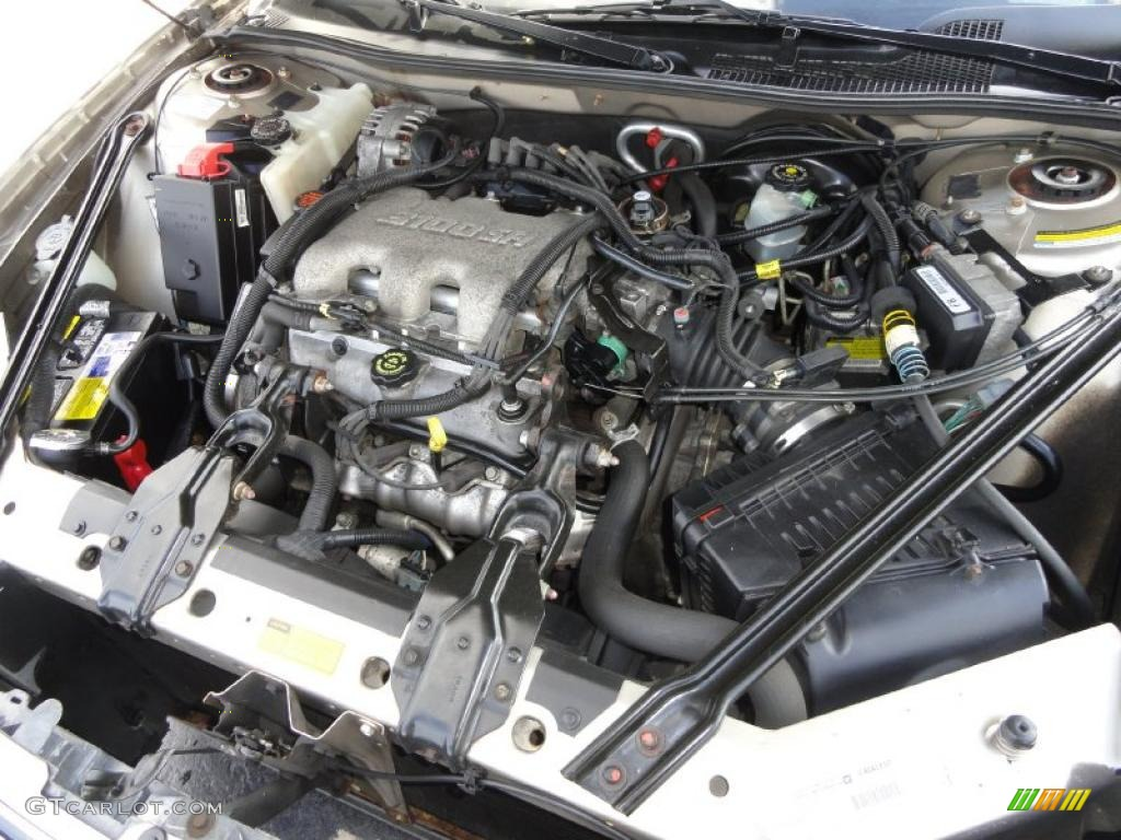 2000 Buick Century Limited 3.1 Liter OHV 12-Valve V6 Engine Photo #47593384