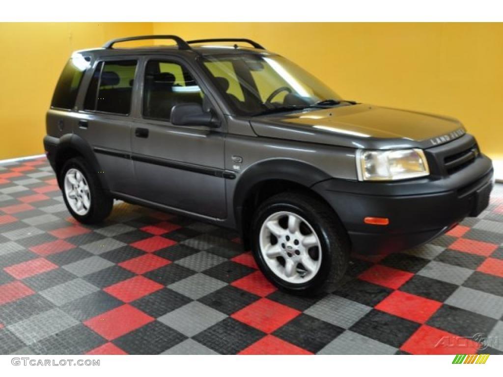 2003 Bonatti Grey Metallic Land Rover Freelander SE #47584574 ...