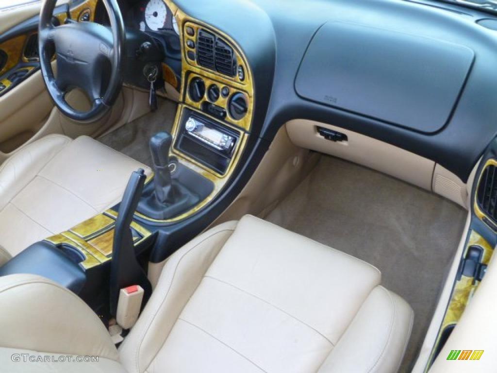 1997 Saronno Red Mitsubishi Eclipse Spyder Gs T Turbo 47584241 Photo 20 Car
