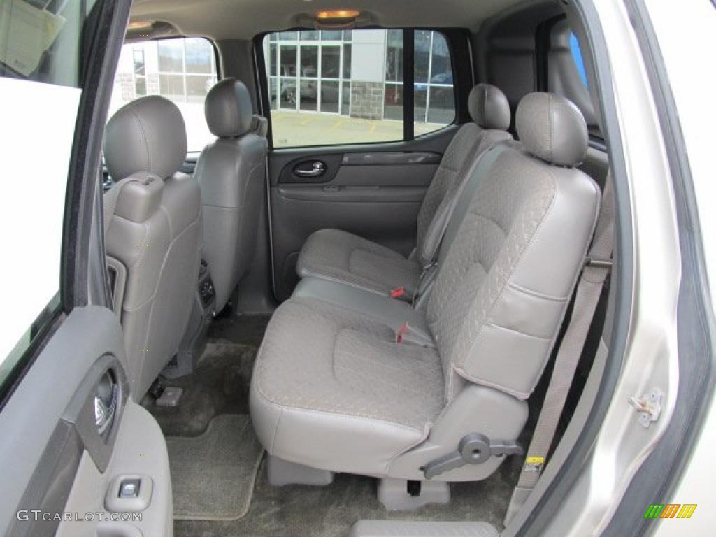 2004 gmc envoy xuv sle 4x4 interior photos
