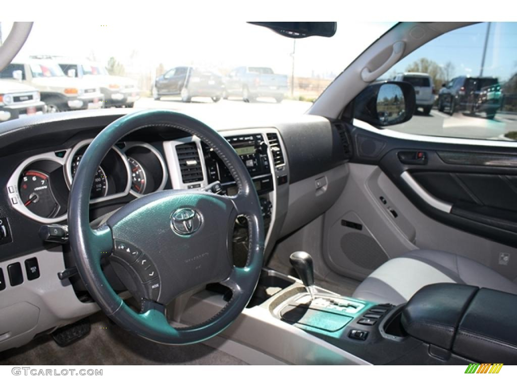 Stone Interior 2004 Toyota 4runner Limited 4x4 Photo 47599568